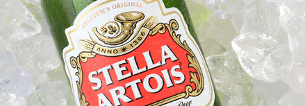 Happy hour Stella Artois